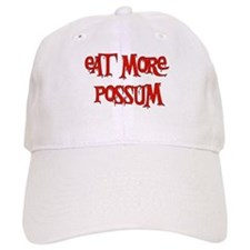 Eat More Possum Baseball Cap