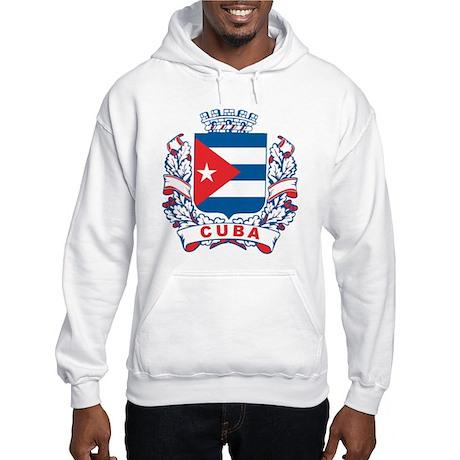 Cuba Crest Hooded Sweatshirt