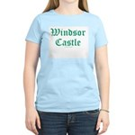 Windsor Castle - Women's Pink T-Shirt