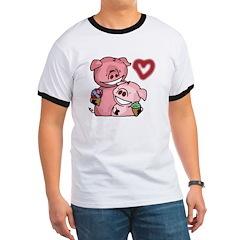 Pig & Piglet T