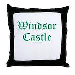 Windsor Castle - Throw Pillow
