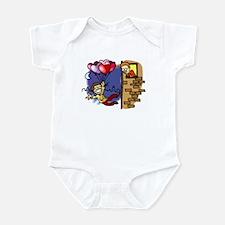 Love Knows No Bounds Infant Bodysuit