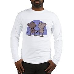 Mice In Love Long Sleeve T-Shirt