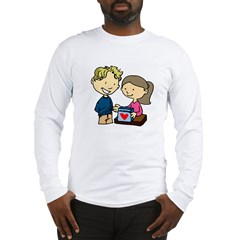 Valentine Exchange Long Sleeve T-Shirt