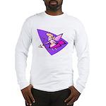 80s Cupid Long Sleeve T-Shirt