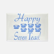 70th Birthday Rectangle Magnet (10 pack)