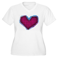 Pattern Of Love T-Shirt