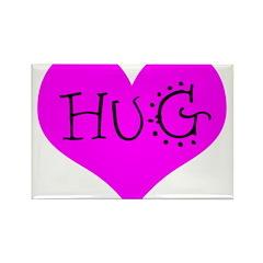 Hug Rectangle Magnet