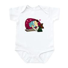 TV Love Infant Bodysuit