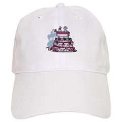 The Wedding Cake Baseball Cap