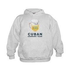 Cuban Drinking Team Hoodie