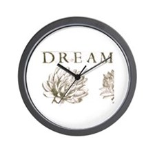 Angel Dreaming Wall Clock