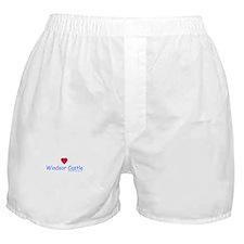 Love Windsor Castle - Boxer Shorts