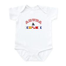 Aruba Infant Bodysuit