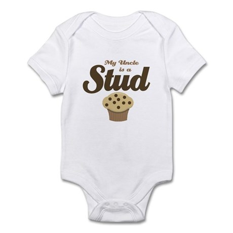 MY Uncle is Stud Muffin Baby Infant Bodysuit