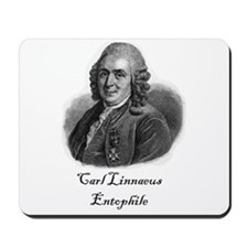 Linnaeus Entophile Mousepad