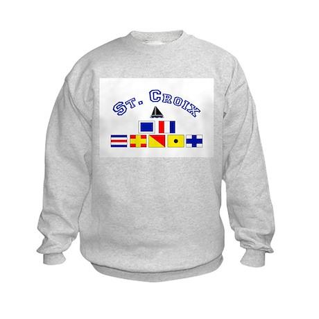 St. Croix Kids Sweatshirt