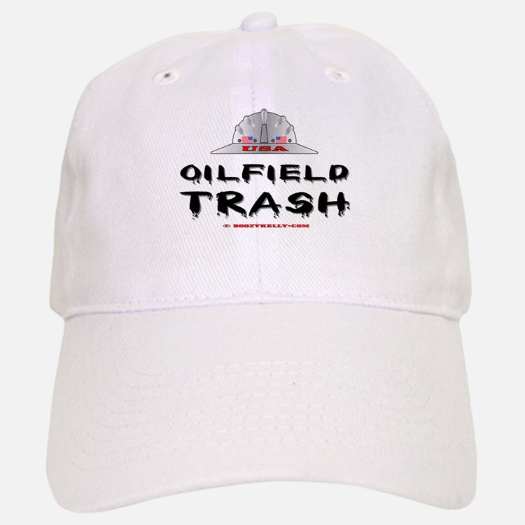USA Oilfield Trash Baseball Baseball Cap