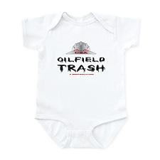 USA Oilfield Trash Infant Bodysuit