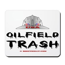 USA Oilfield Trash Mousepad