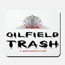 USA Oilfield Trash Mousepad