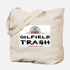 USA Oilfield Trash Tote Bag