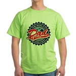 The World's Greatest Dad Green T-Shirt