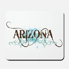 Arizona Grunge Mousepad