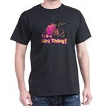 4x4 Girl Thing Dark T-Shirt