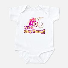 4x4 Girl Thing Infant Bodysuit