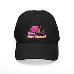4x4 Girl Thing Black Cap