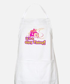 4x4 Girl Thing BBQ Apron