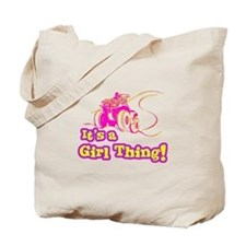 4x4 Girl Thing Tote Bag