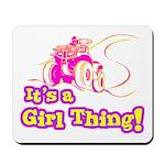 4x4 Girl Thing Mousepad