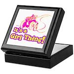 4x4 Girl Thing Keepsake Box