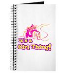 4x4 Girl Thing Journal