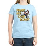 Own Roads - Dirt Bike Women's Light T-Shirt