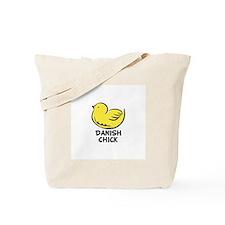 Danish Chick Tote Bag