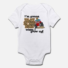 Play In The Dirt Infant Bodysuit