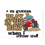 Play In The Dirt Postcards (Package of 8)