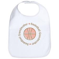 Basketball Grandmother Bib