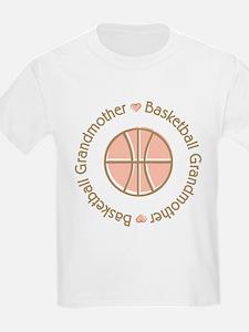 Basketball Grandmother T-Shirt