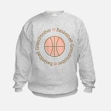 Basketball Grandmother Sweatshirt
