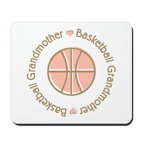 Basketball Grandmother Mousepad