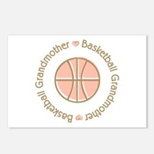 Basketball Grandmother Postcards (Package of 8)