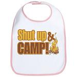 Shut up and camp. Bib