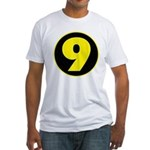 Racer 9 Fitted T-Shirt