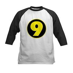 Racer 9 Kids Baseball Jersey