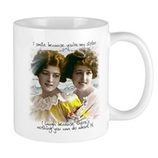 The Funny Sister - Small Mug