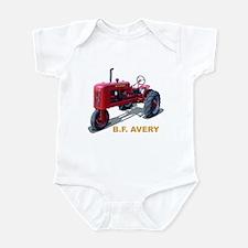 The B.F. Avery Model A Infant Bodysuit
